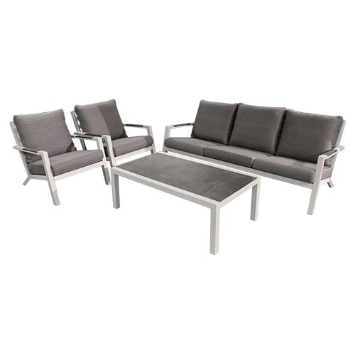 Drancy Sofa Loungeset Grey