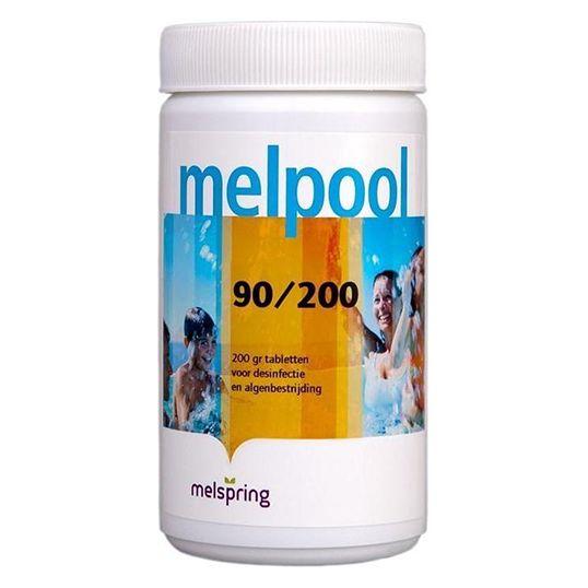Melpool chloortablet 200 gr