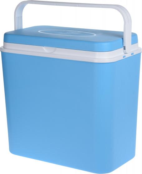 Koelbox 24 liter blauw
