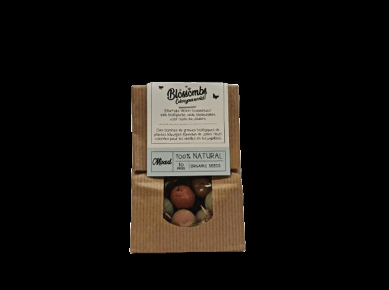 Blossombs Kraft Bag 10 - Mixed