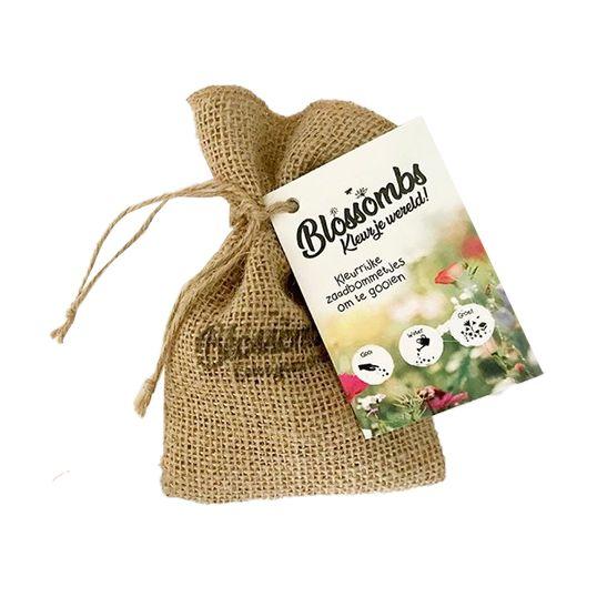 Blossombs Jute bag 8