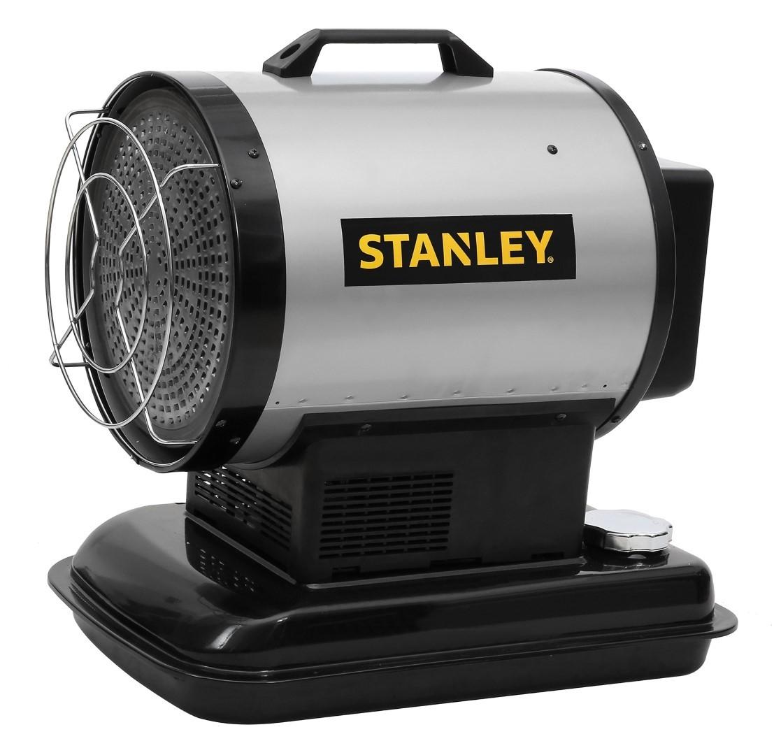 Stanley - heteluchtkanon - diesel - 20.5 kw