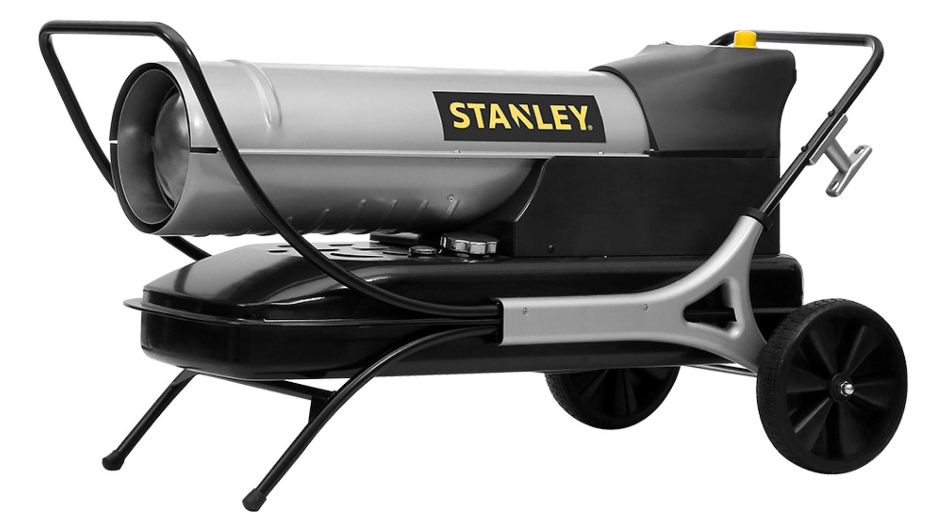Stanley - heteluchtkanon - diesel - 51.2 kw