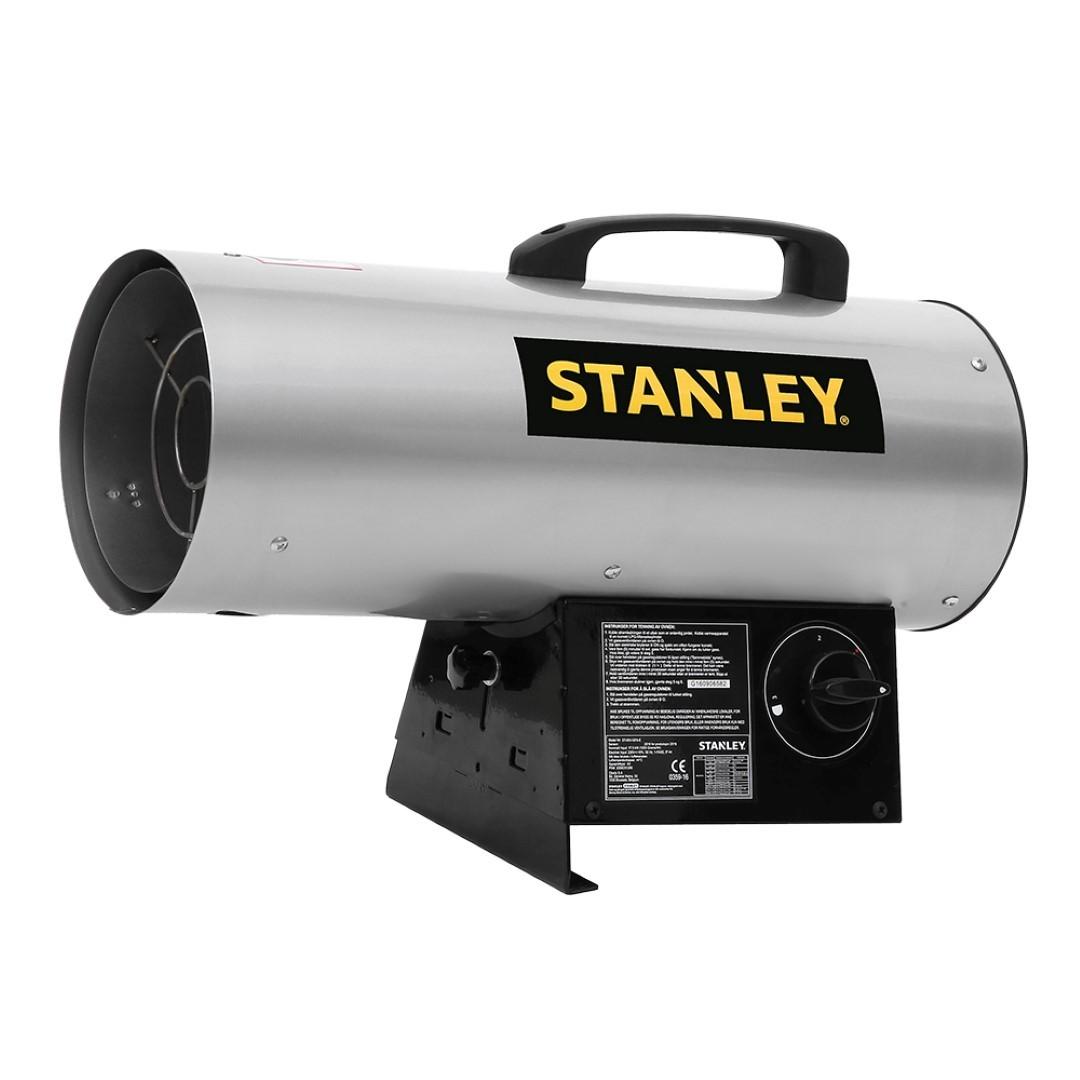 Stanley - heteluchtkanon op gas - 17.5 kw