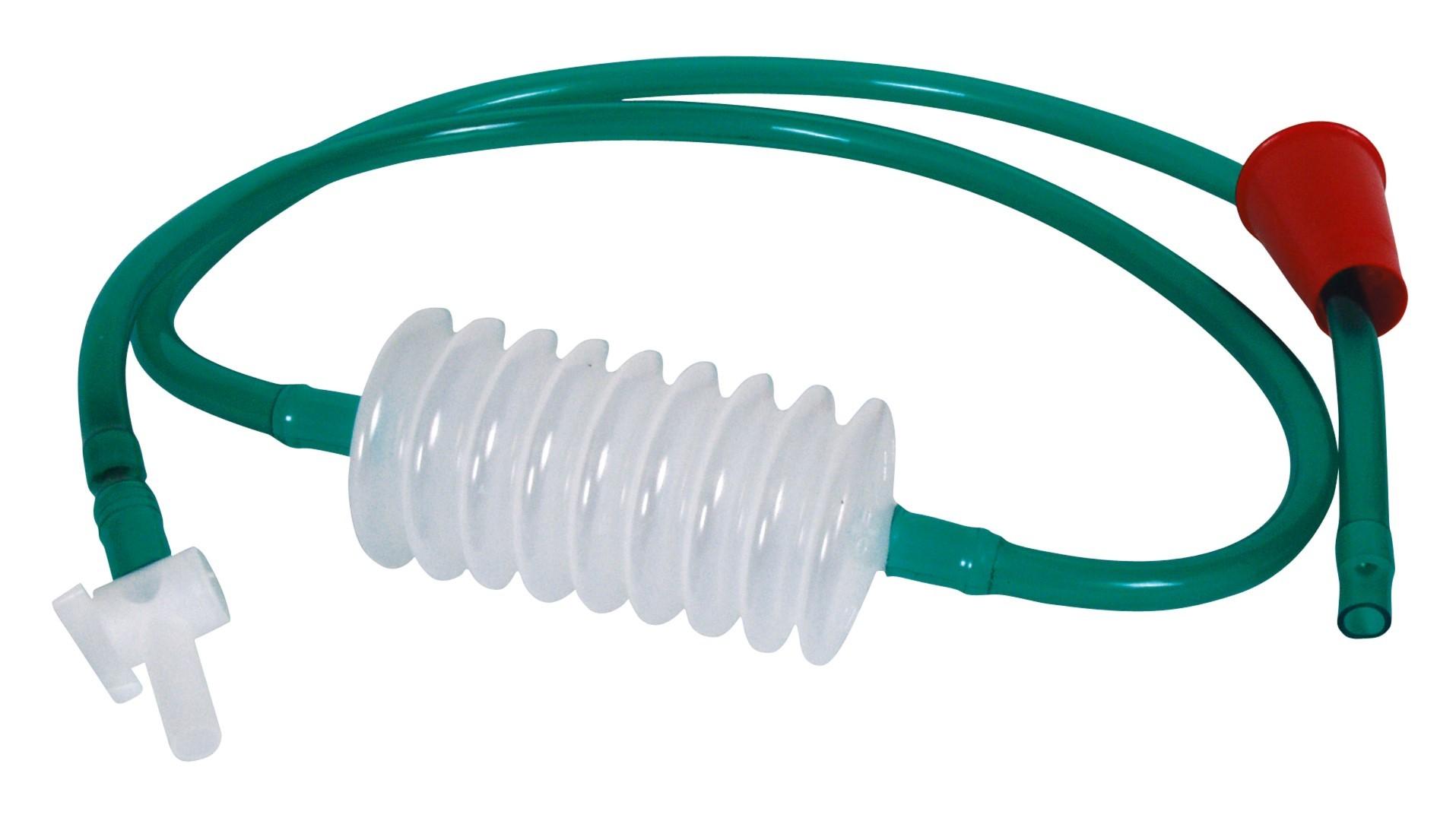 Plastic hevelpomp