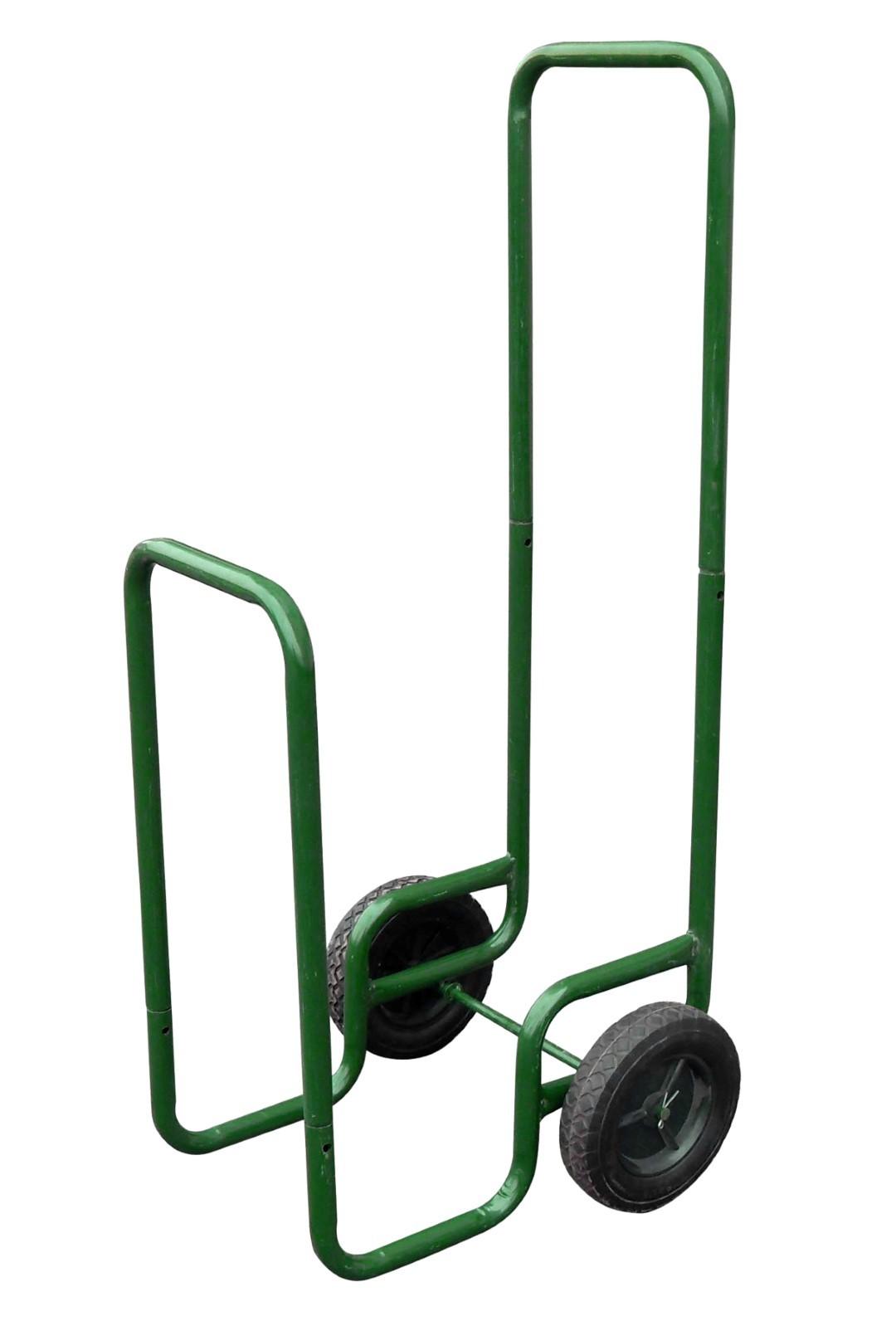 Steekwagen voor hout - max. belasting 100 kg