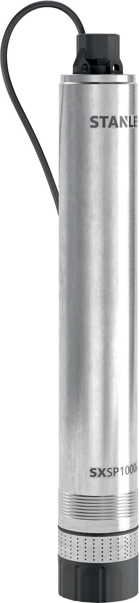 Stanley - dieptebronpomp - roestvrij staal - 1000 w