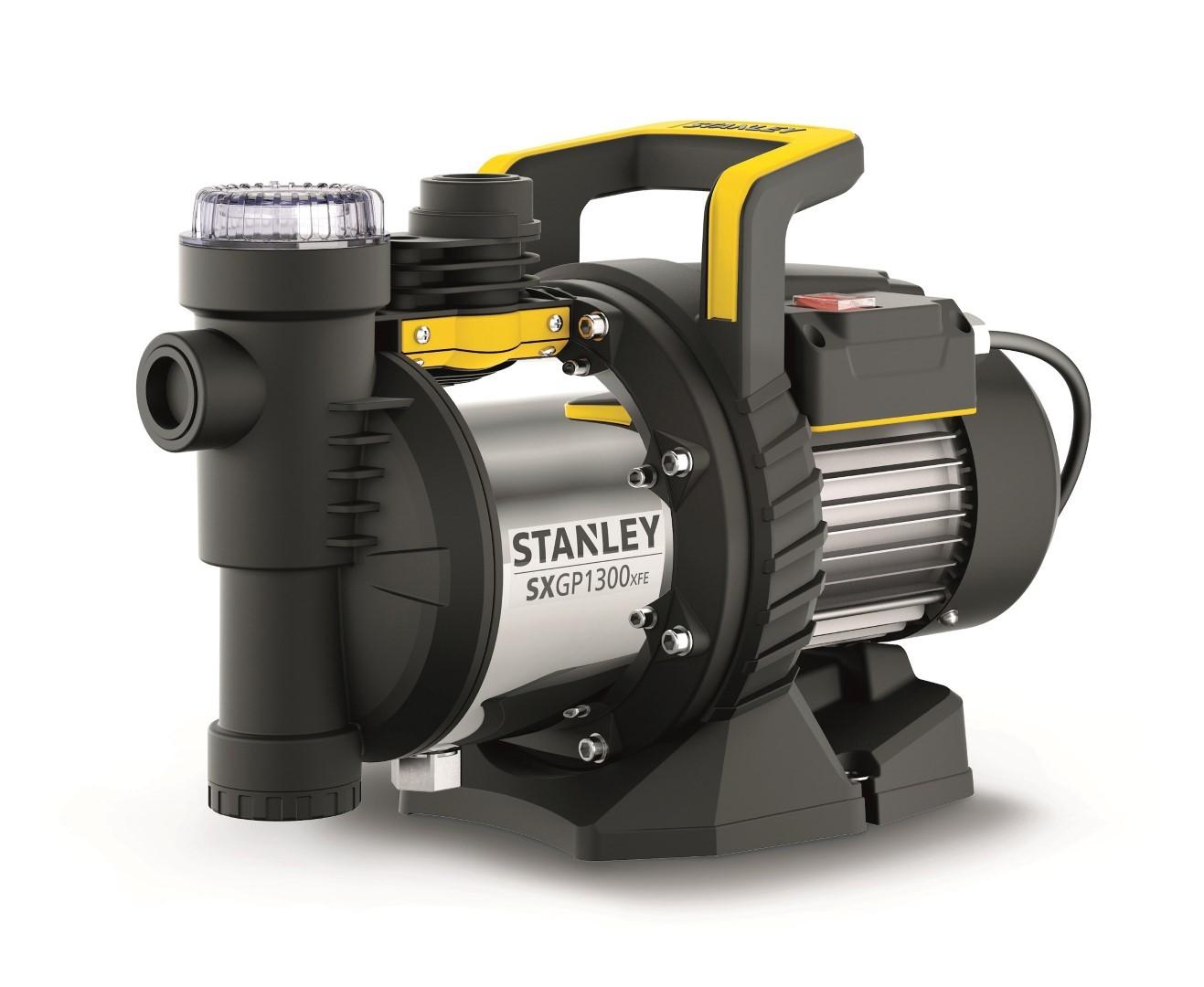 Stanley - zelfaanzuigende pomp - 1300 w