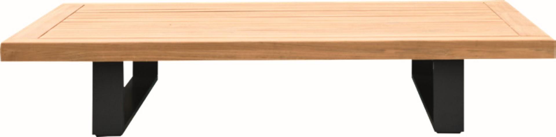 Bora Bora Lounge Platform Coffee Table Teak 105 x 140 cm