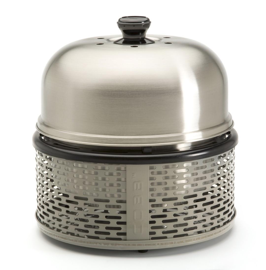 Cobb BBQ pro aluminiumgrijs