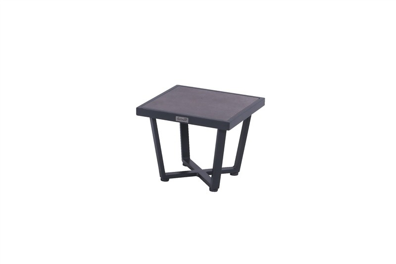 Luxor cer.side table 44x44x35