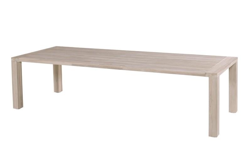 Element teak table 300x100