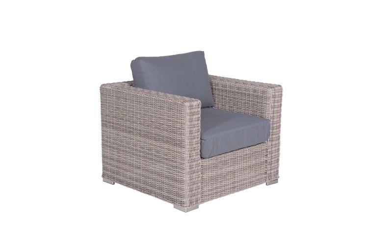 Lounge fauteuil grijs (type b)