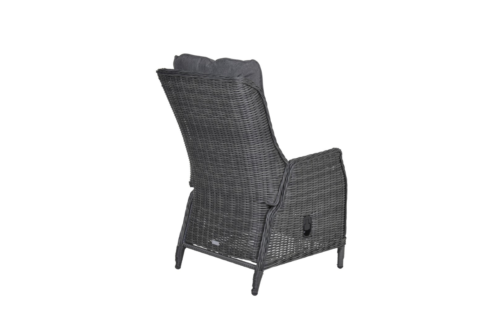 Osborne verstelbare fauteuil earl grey Hdiameter6,5mm/ reflex grey