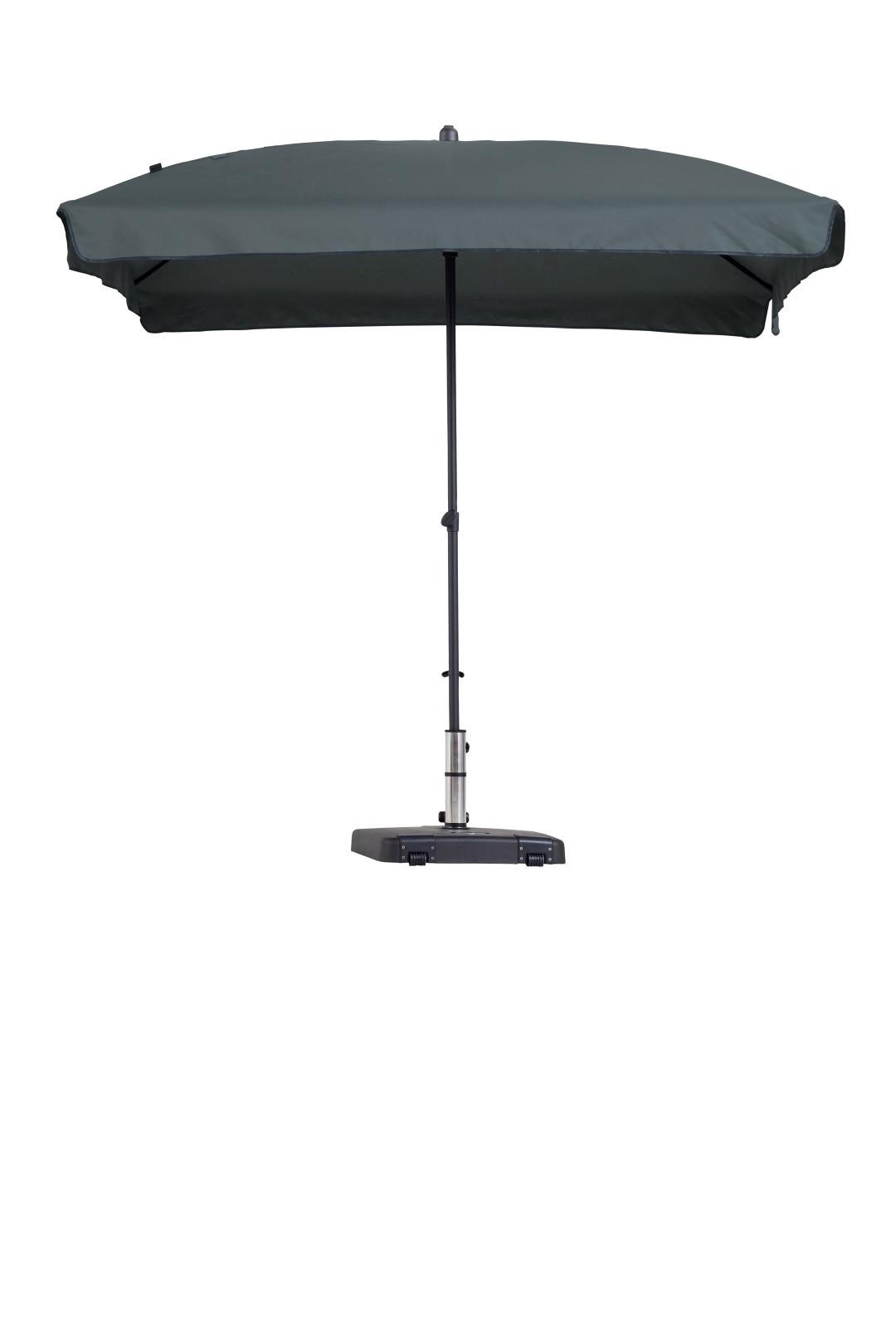 Patmos luxe 210x140 cm Polyester grey