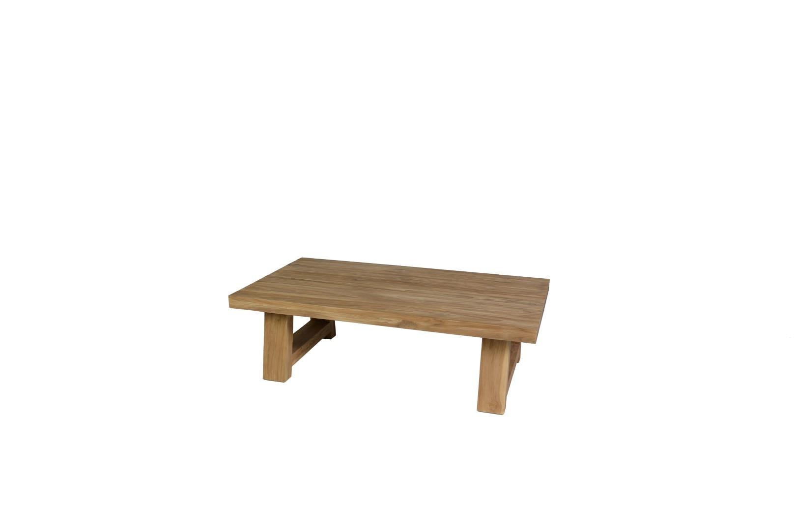 Thomas coffee table 140x80x43 cm teak