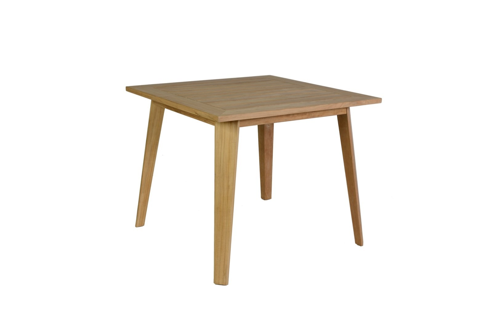Bellinzona tafel 90x90x75 cm teak