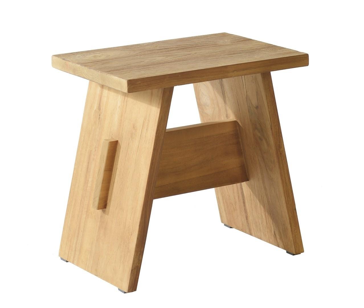 Finn teakhout stoel