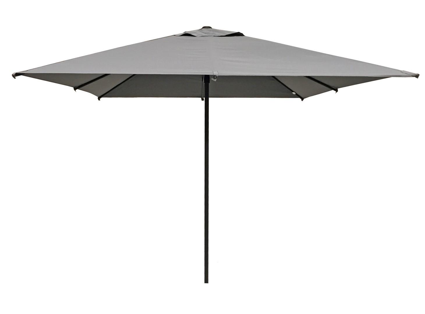 Owen parasol 250x250 antraciet