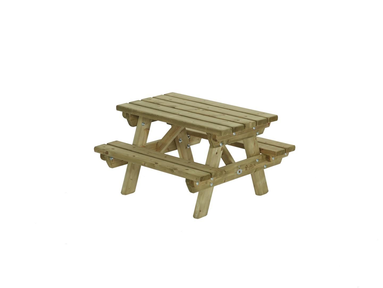 Kinderpicknicktafel 90x90
