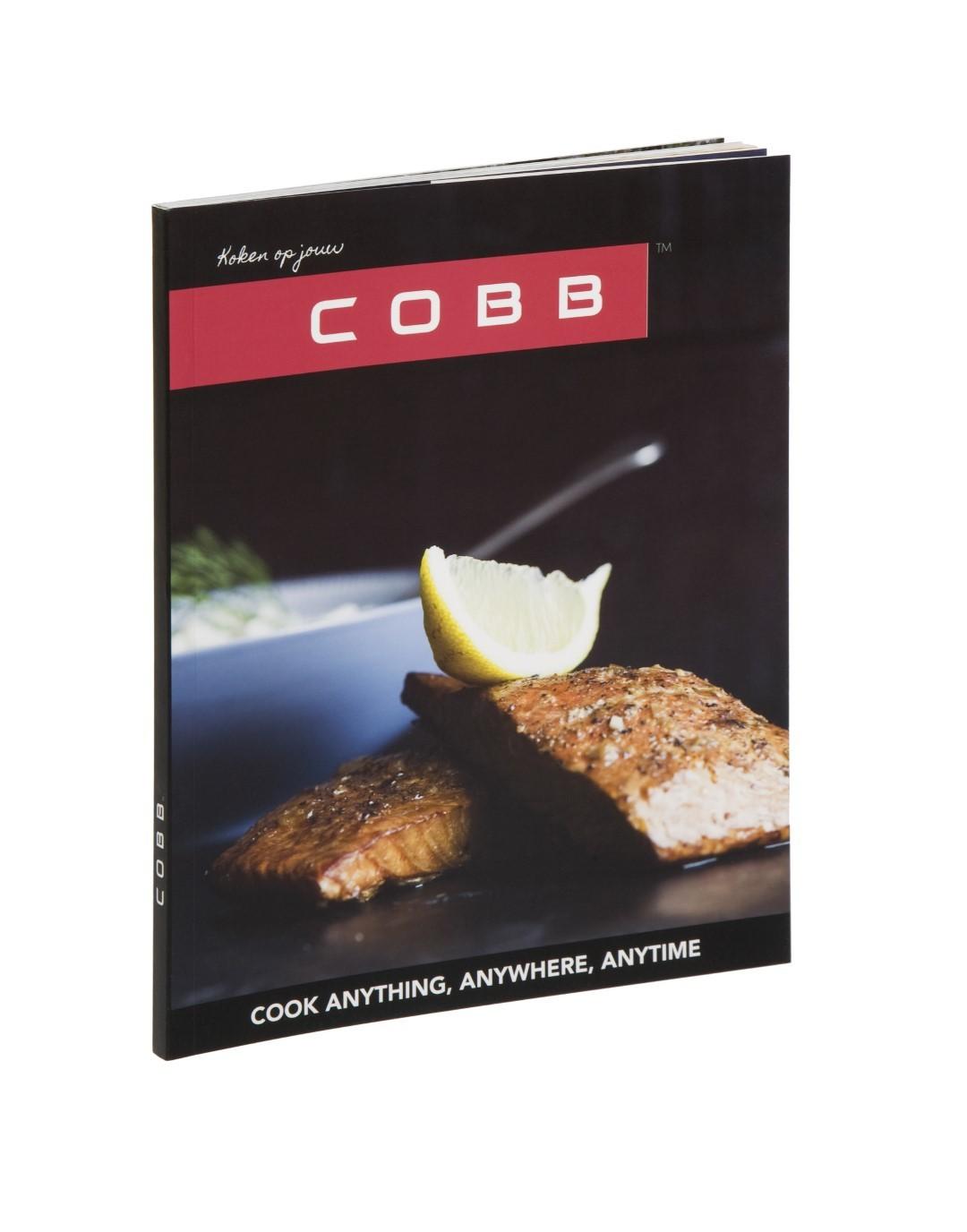 Kookboek Koken op jouw Cobb