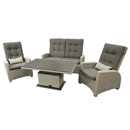 Caya lounge- diningset