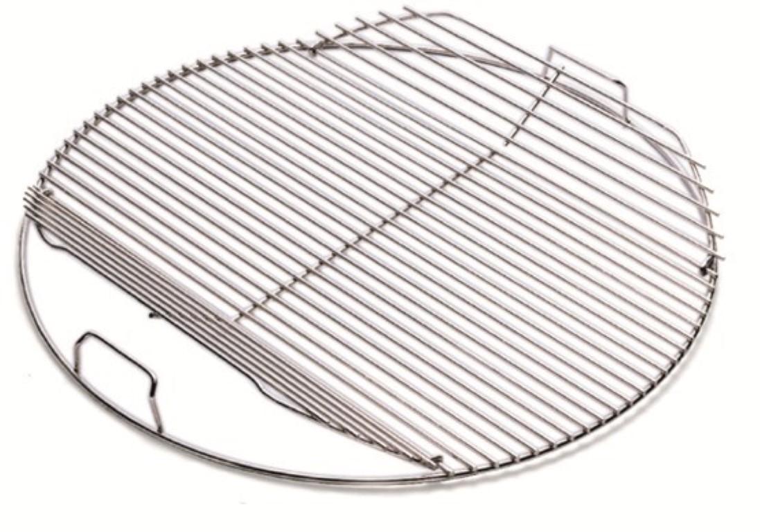 Grillrooster 57 cm scharnierend