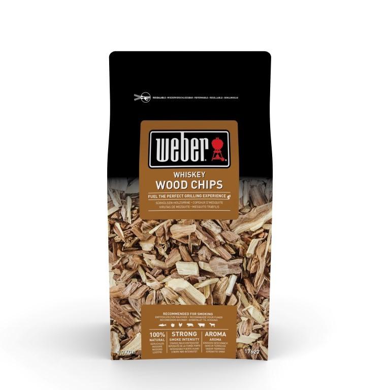Houtsnippers 0,7 kg whiskey oak