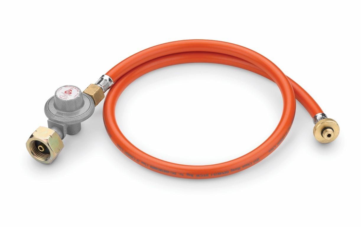 Gasdrukregelaarset 3-1 NL versie
