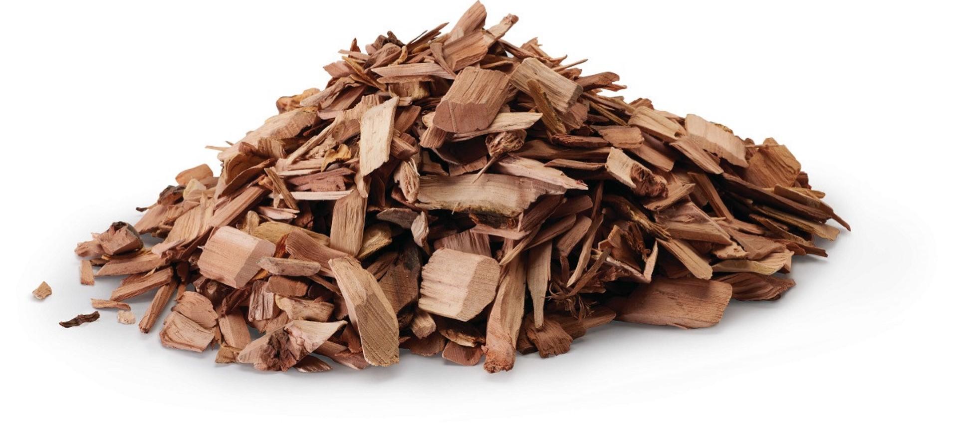 wood chips pruim 700g