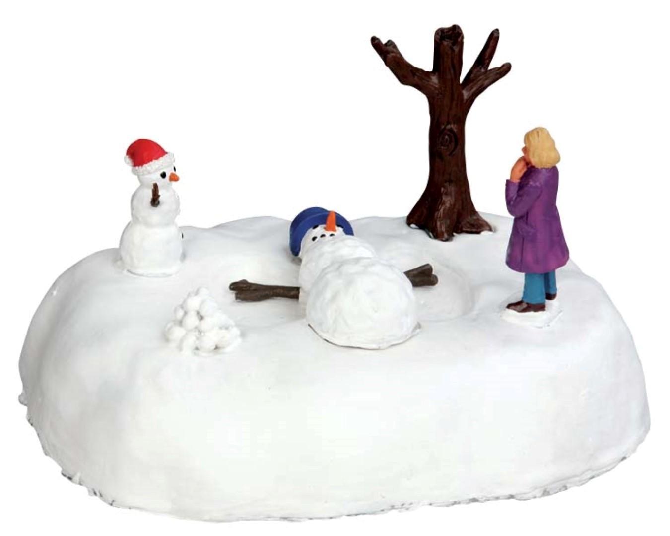 Snowman angel bo 4.5v