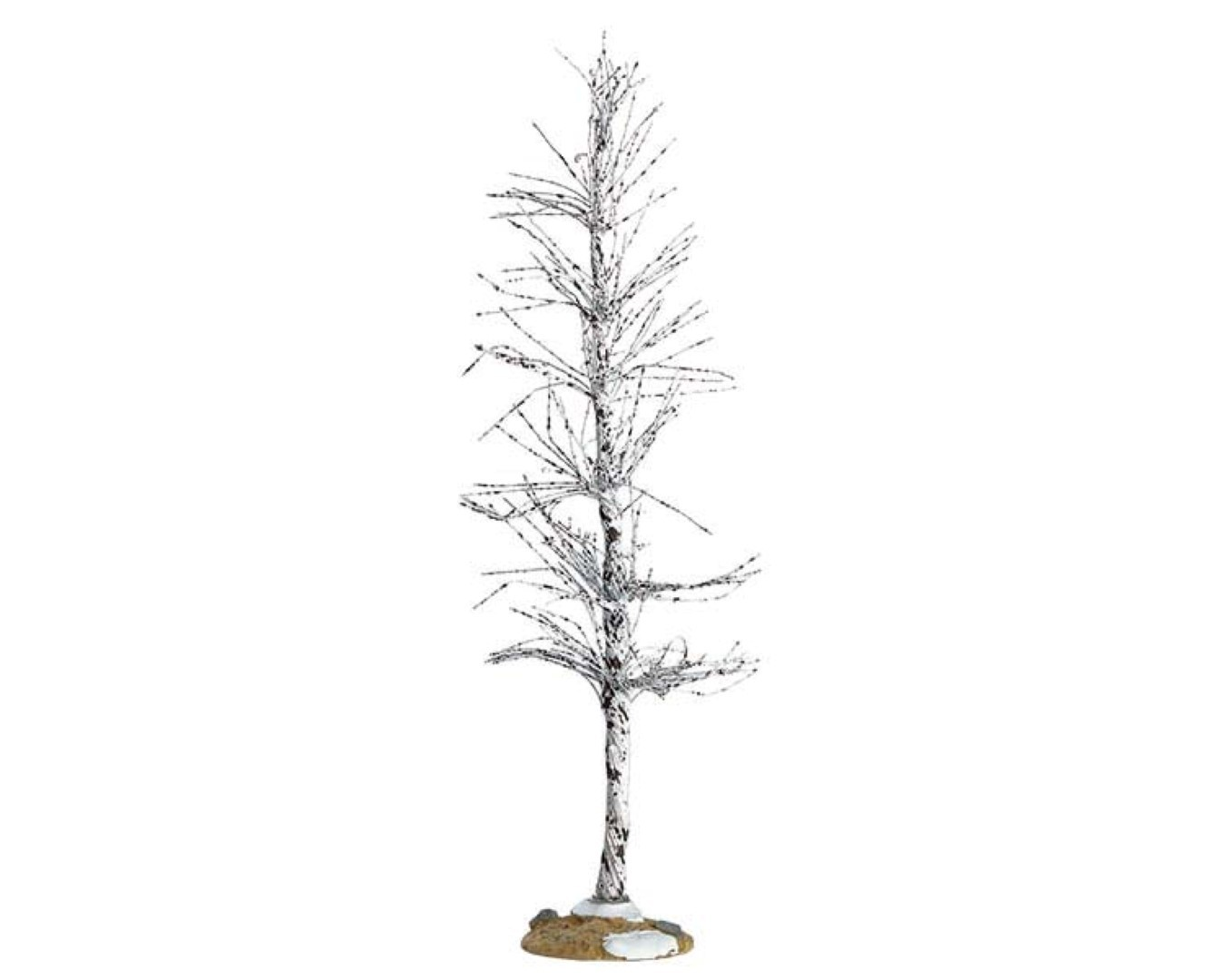 Christmas bristle tree