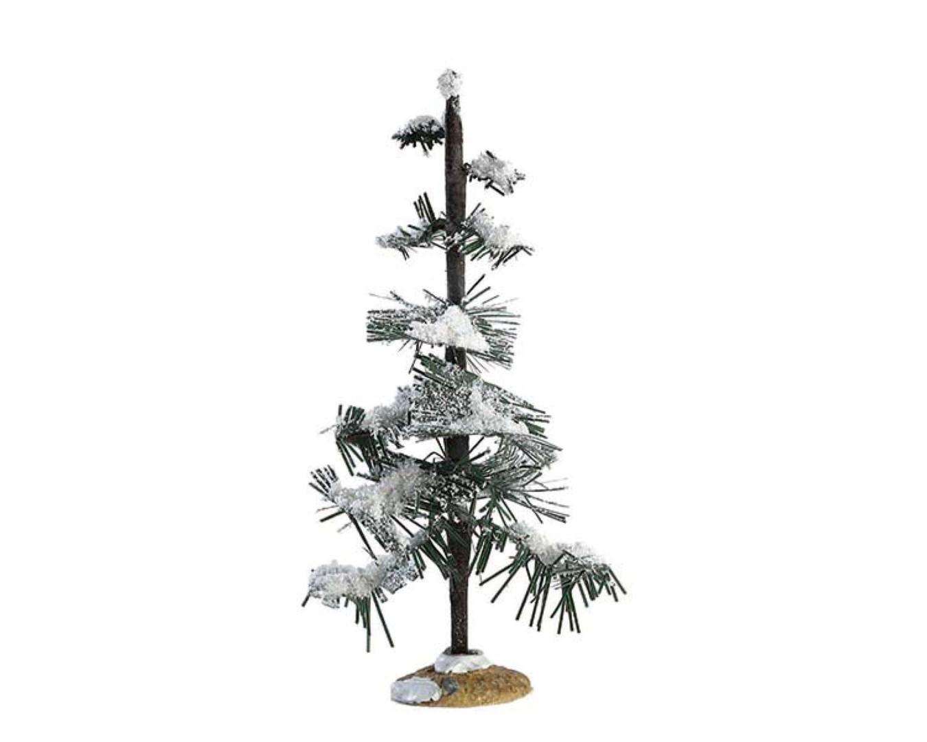 Glittering pine medium