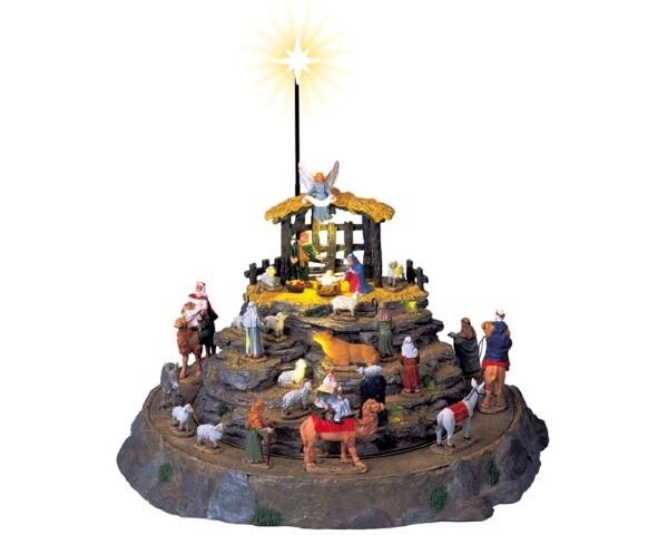 Nativity scene LEMAX