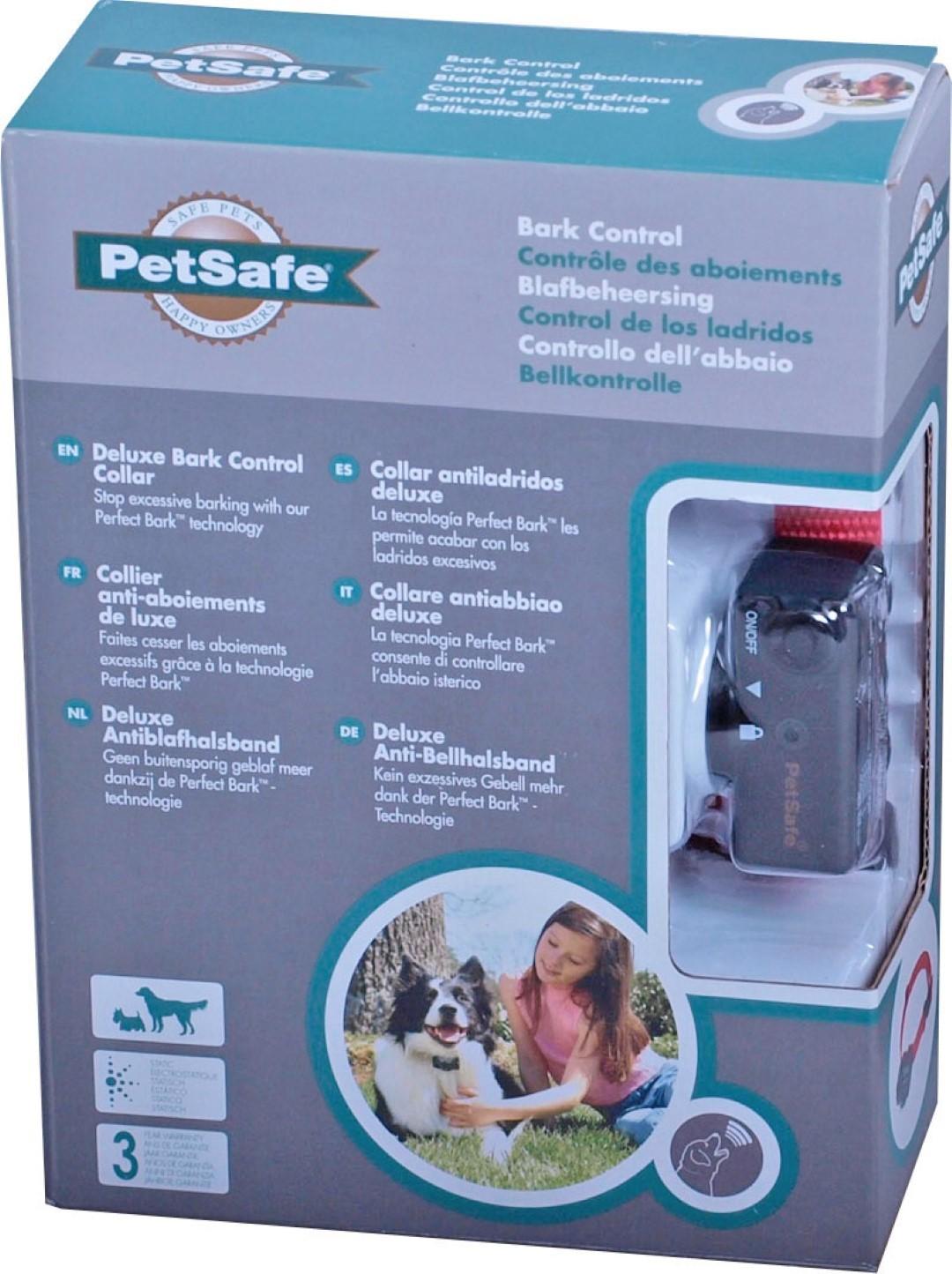 PetSafe anti-blafband De Luxe PDBC-300
