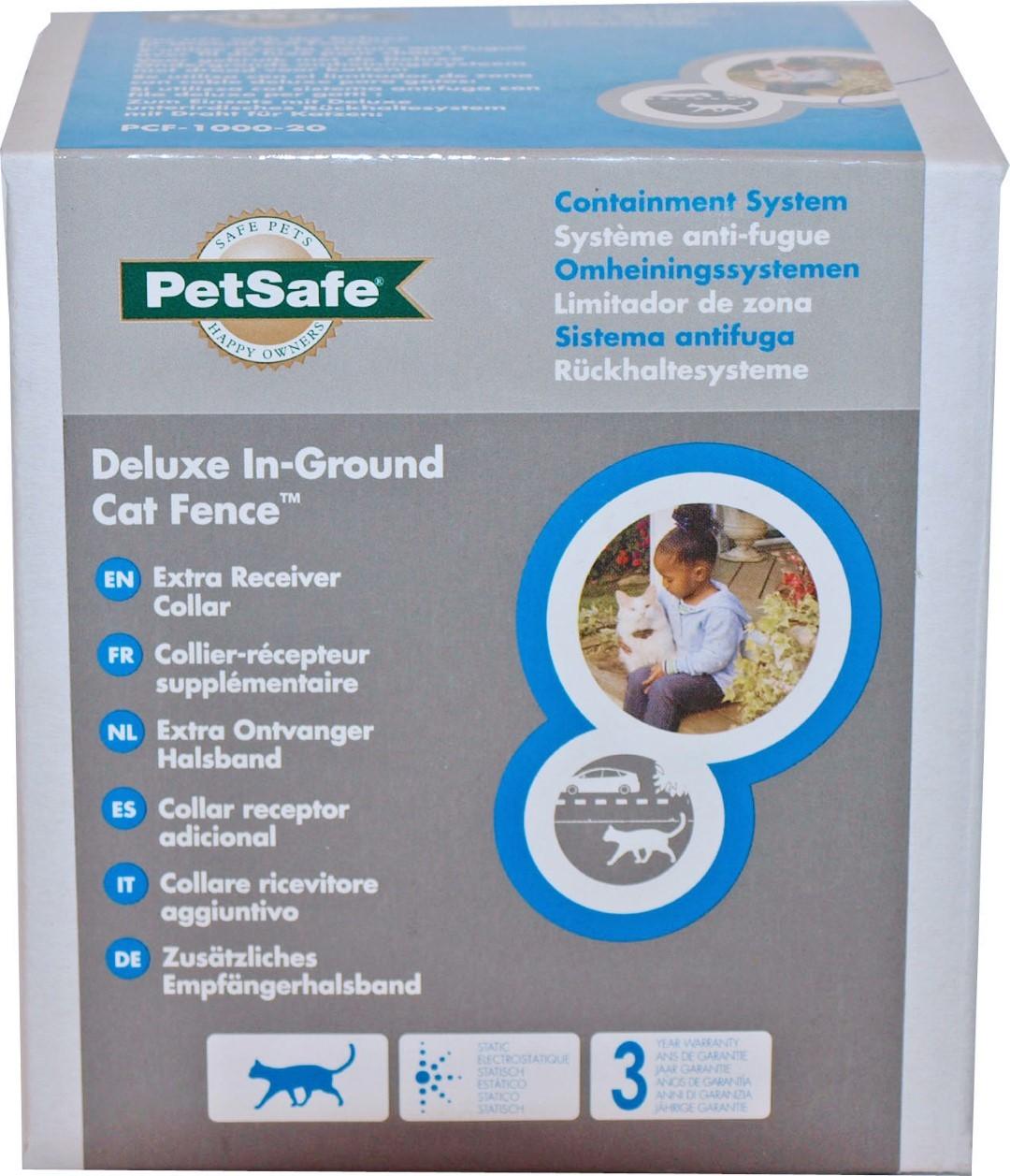 PetSafe extra halsband cat fence PCF-275