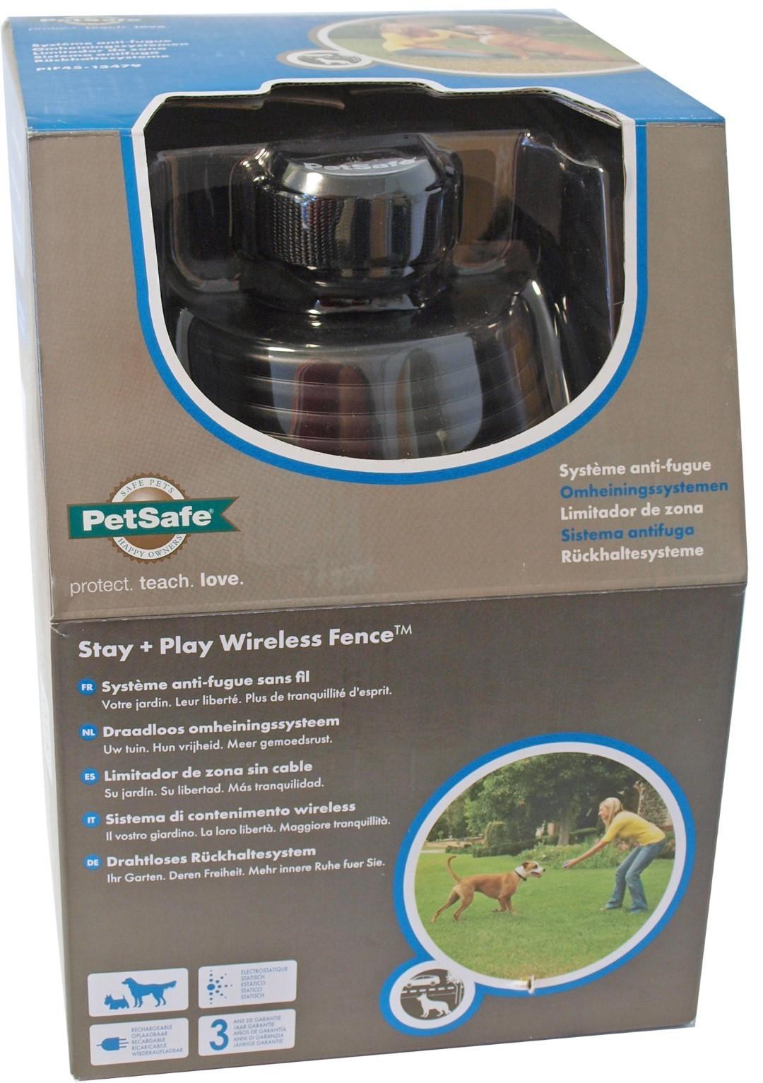 PetSafe wireless fence PIF45-13479