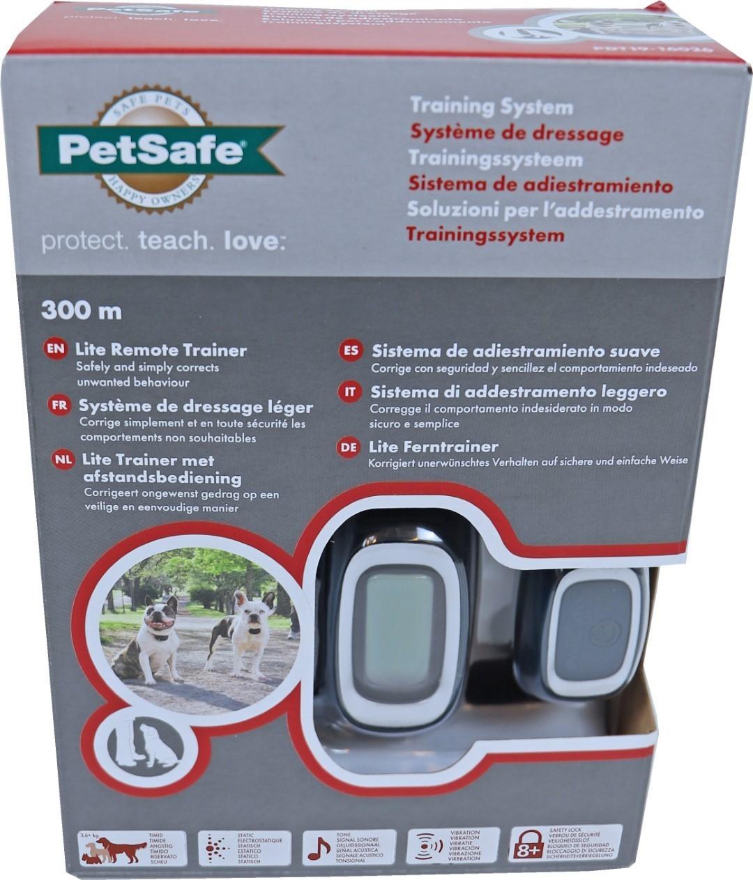 PetSafe digitale lite trainer 300 meter PDT19-16026