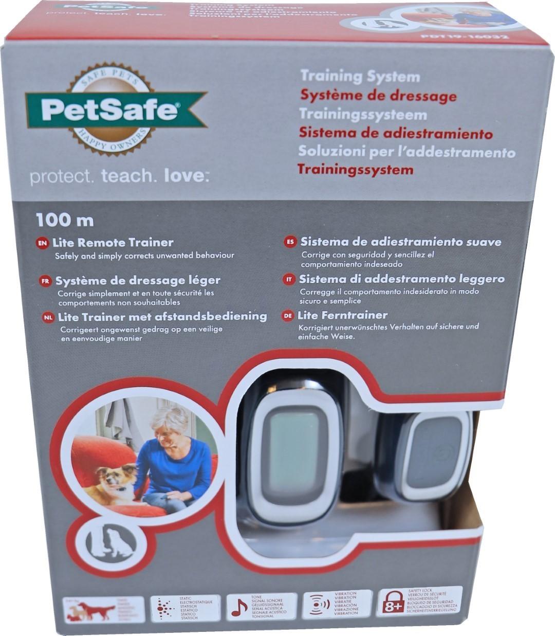 PetSafe digitale lite trainer 100 meter PDT19-16032