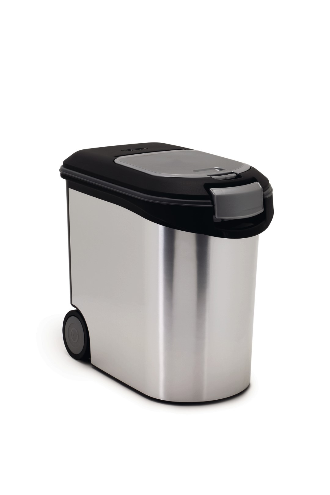 Voedselcontainer metallic 35ltr