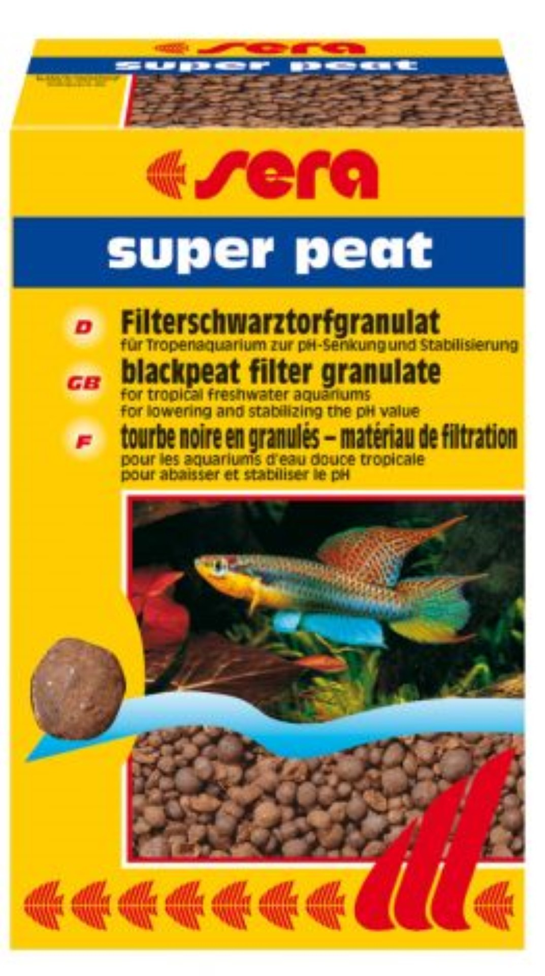 Super peat 500 gram