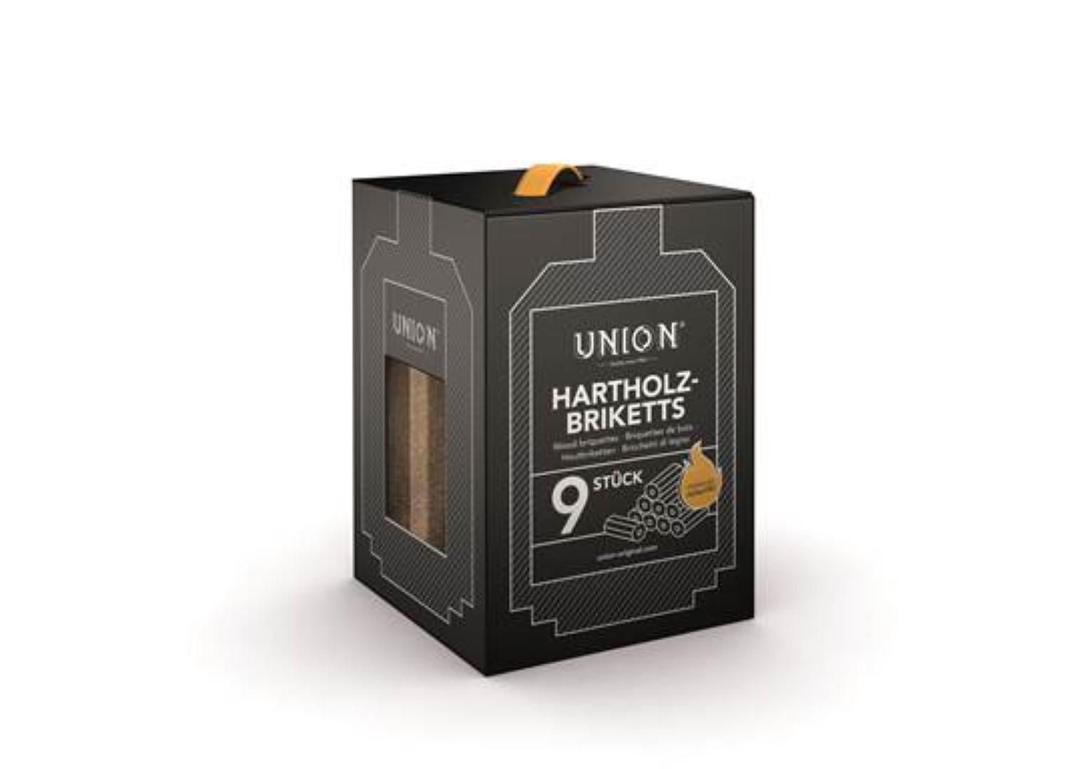 Union Premium Hardhoutbriketten 7,5kg