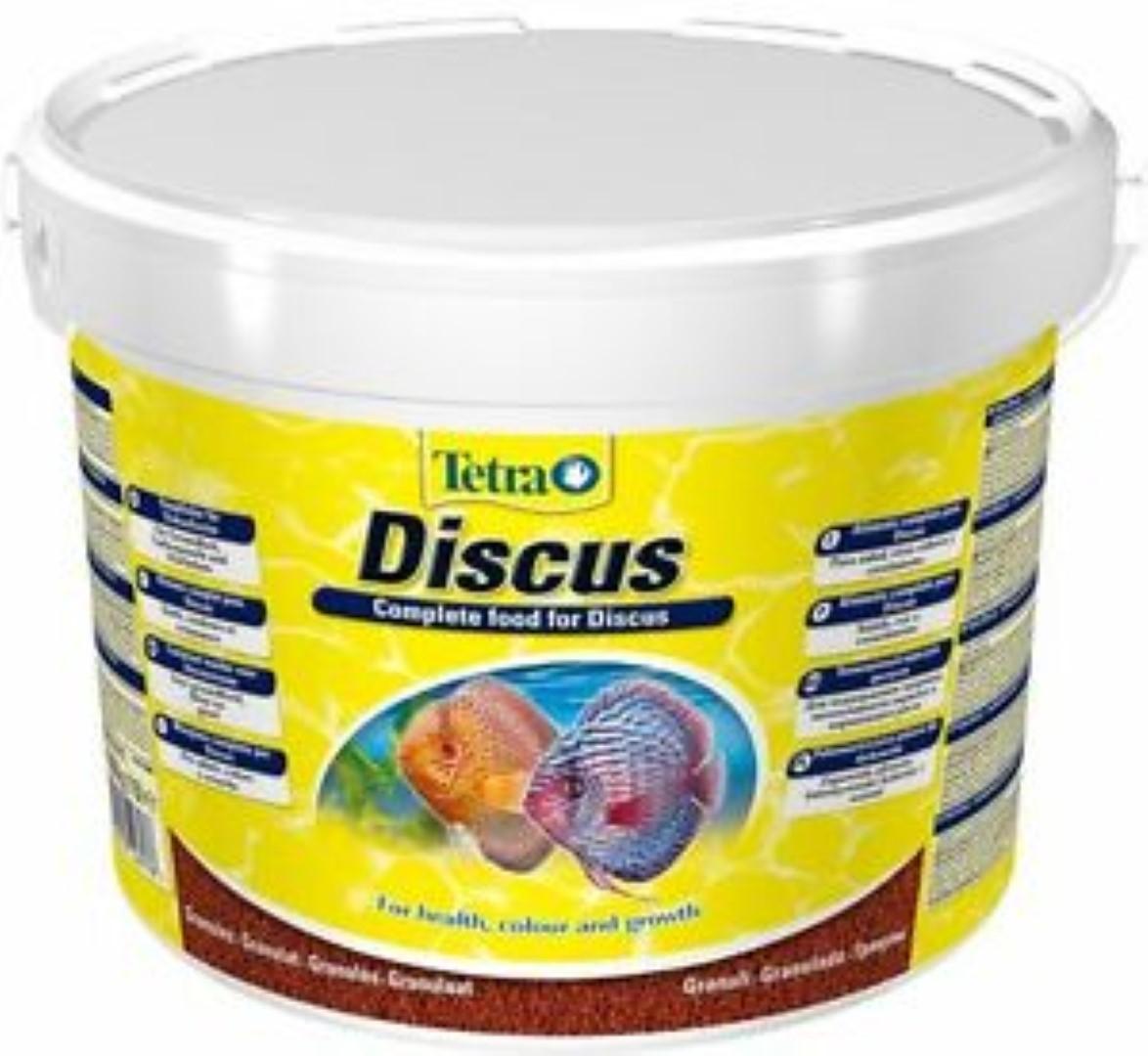Tetra Discus 10 liter emmer