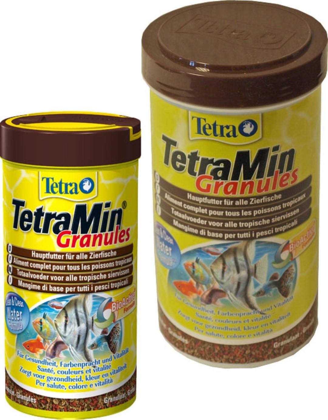 Tetra Min granulaat bio-active 250 ml