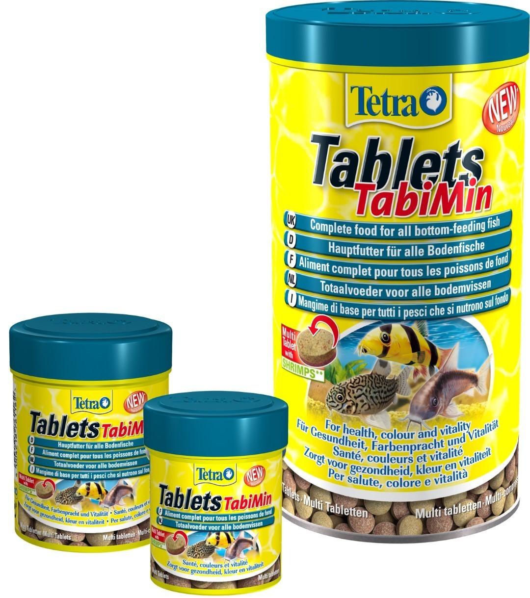 Tetra Tablets Tabi Min 120 tabletten