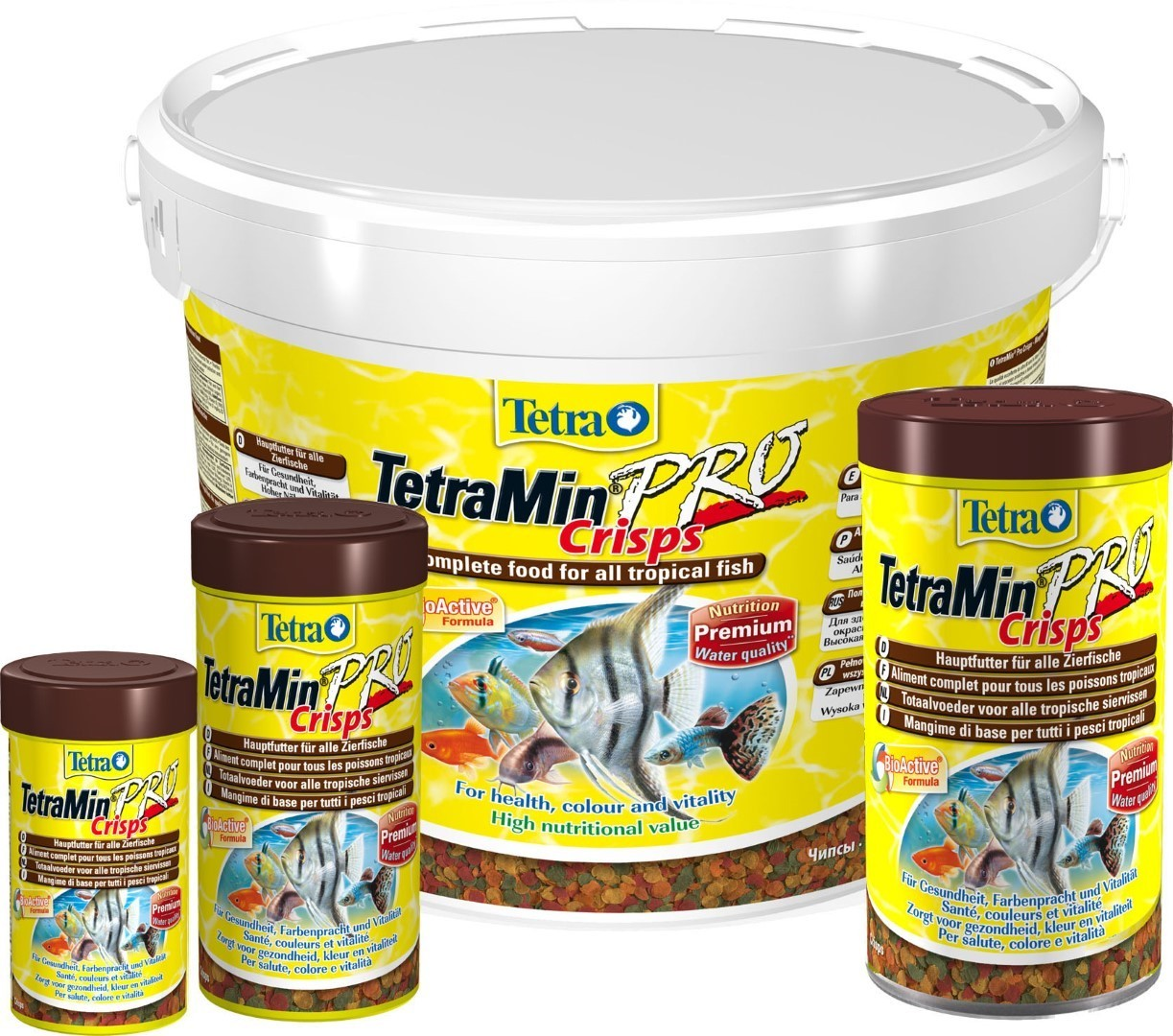 Tetra Min Pro crisps 100 ml
