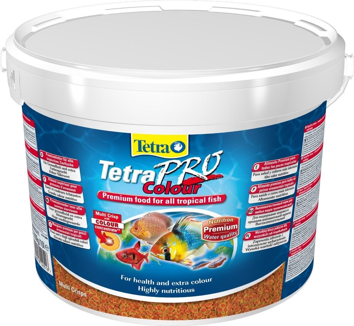 Tetra Pro Colour 10 liter emmer