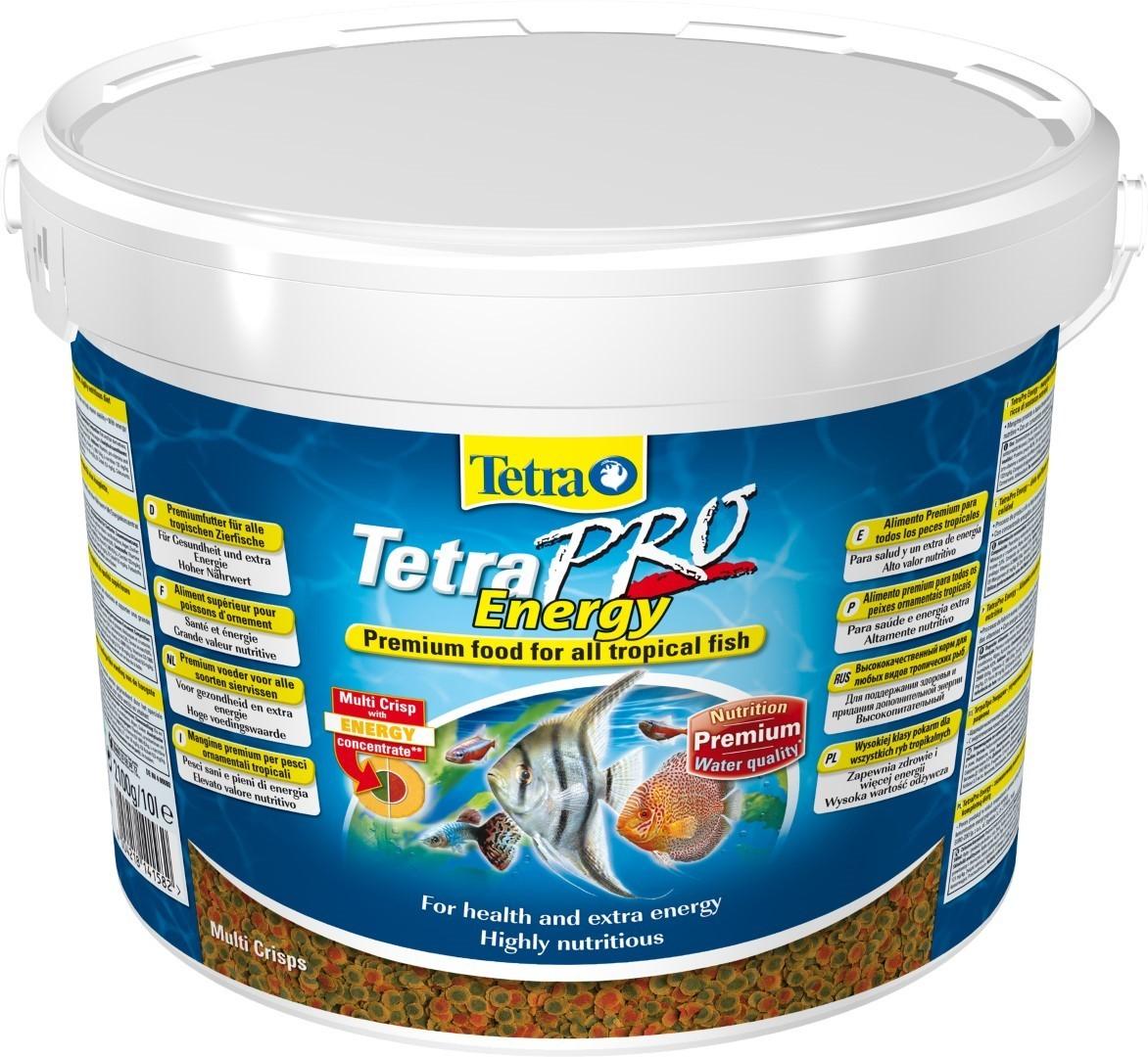Tetra Pro Energy 10 liter emmer