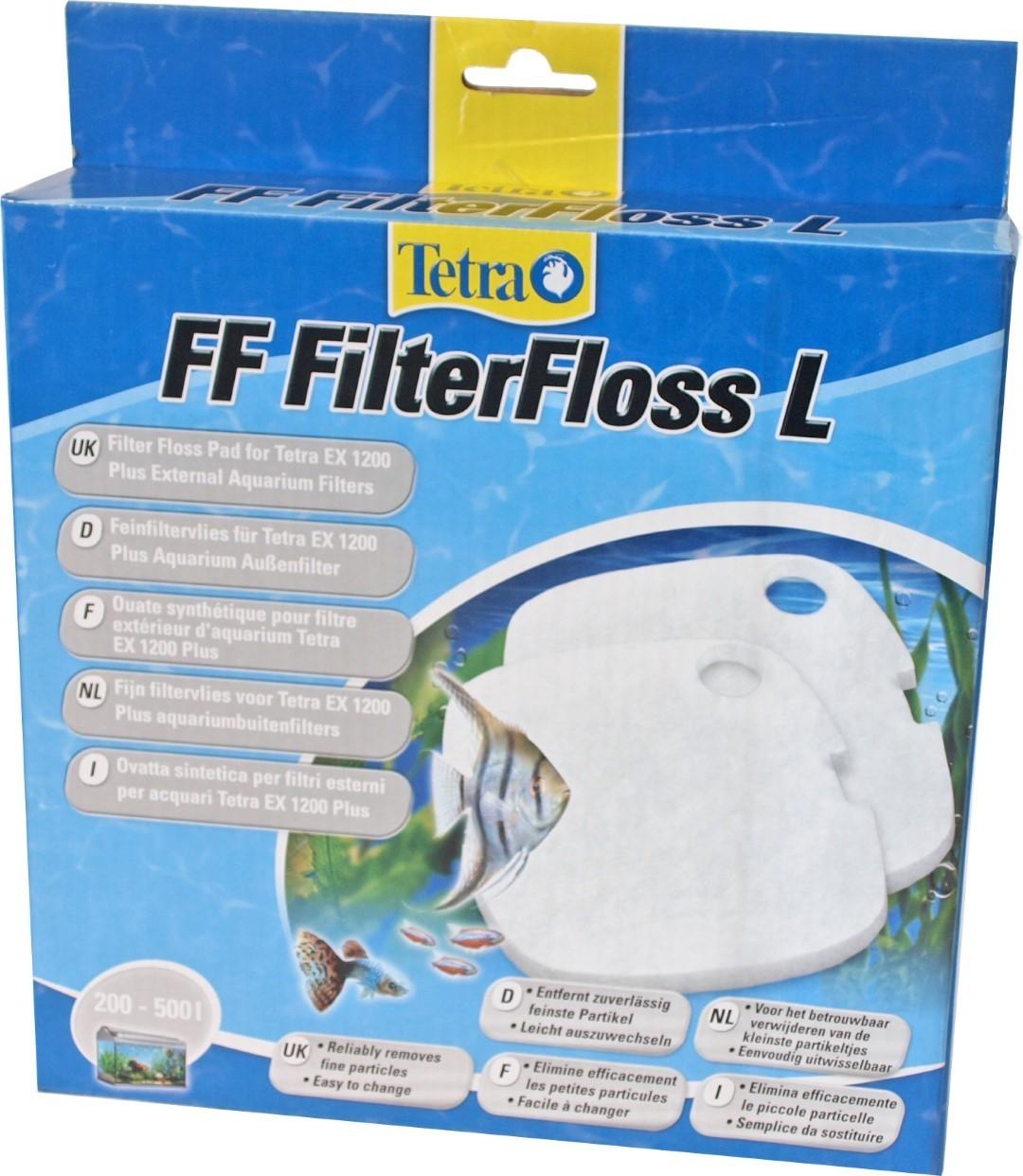 Tetra pak a 2 filterfloss L
