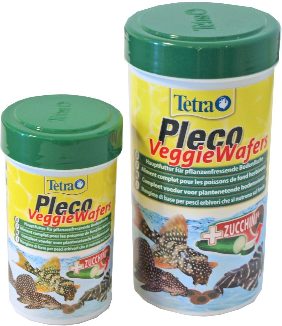 Tetra Pleco Veggie Wafers 100 ml